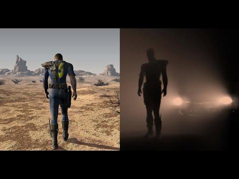 Fallout: New Vegas - Fallout 1 & 2 References