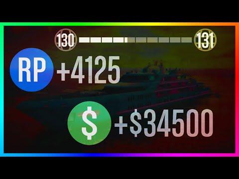 GTA Online Best Ways To Make Money! - TOP 5 Ways For Fast & Easy Money In GTA Online Updated!
