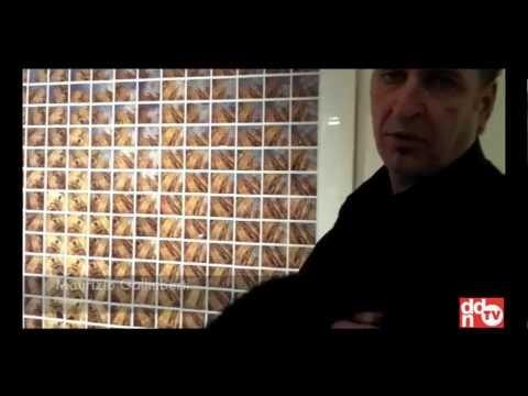 """""""Milano che sale"""": nella galleria Barbara Frigerio Maurizio Galiberti mostra la sua Milano"""