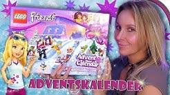 Adventskalender LEGO FRIENDS 41326 👭 Lohnt er sich?🎄Spielzeug Adventskalender öffnen