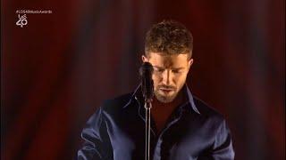 Pablo Alborán - Si Hubieras Querido (Los 40 Music Awards 2020 | Gala en Directo)