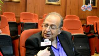 أخبار اليوم | محمد حازم فتح الله. الأستاذ بكلية الفنون الجميلة بالقاهرة