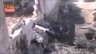 СИРИЯ . РАНЕНЫЕ И УБИТЫЕ В ОКРУЖЕНИЕ НАЁМНИКИ ССА