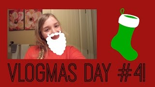 NO CHEER, NO SCHOOL PLAY, AND MORE! | Vlogmas #4! Thumbnail