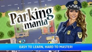 Parking Mania ▶️Android-iOS GamePlay 1080p(by Chillingo Ltd)