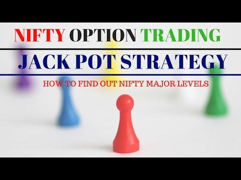 Nifty Option Trading Strategy:-Jackpot Strategy