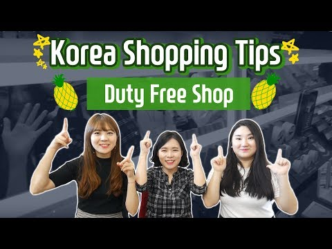 Korea Myeongdong Shopping Tips! | with Lotte Duty Free|Meet&Greet Giveaway