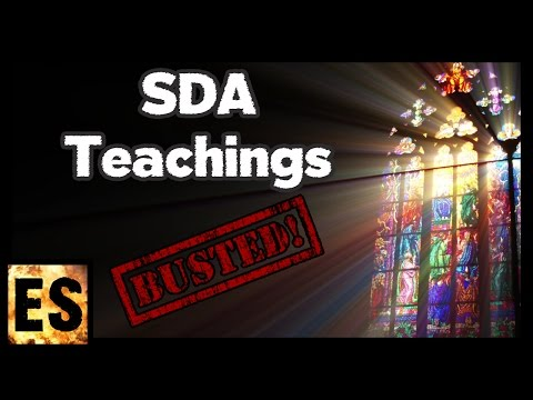 DEBUNKED: SDA Teachings on The Mark of the Beast