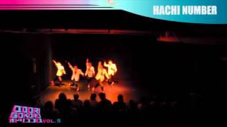 ODORIGOKORO vol.6 Choreographer HACHI【DANCEWORKS】