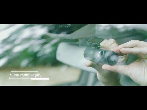 Xiaomi 70mai Dash Cam Smart WiFi Car - GearBest.com