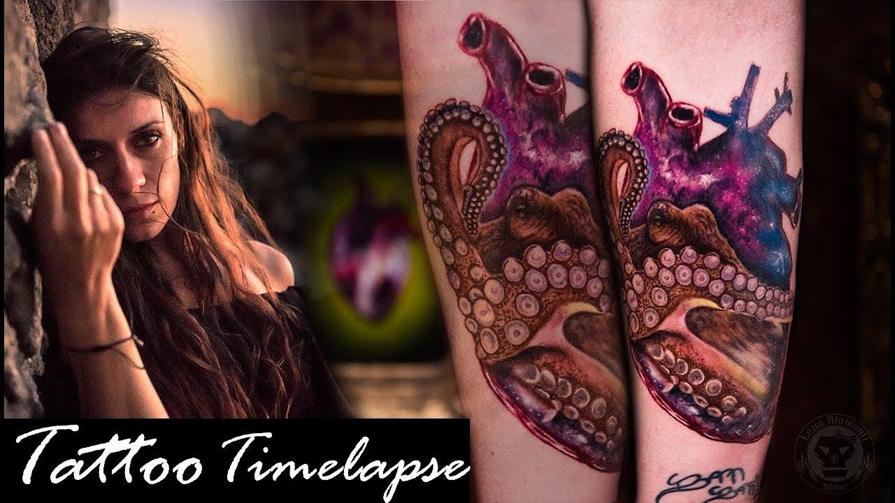 Octopussy tattoo