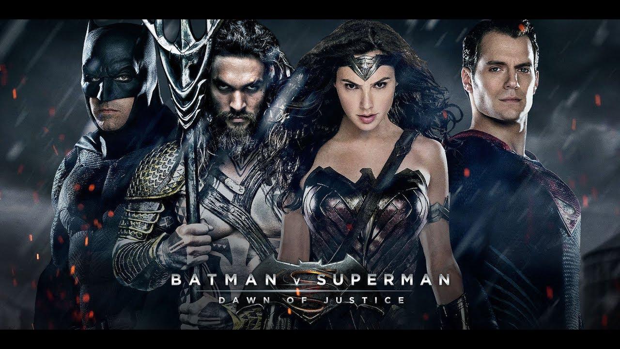 Epic Music | 蝙蝠俠對超人:正義曙光 神力女超人出場配樂 | Theme Music
