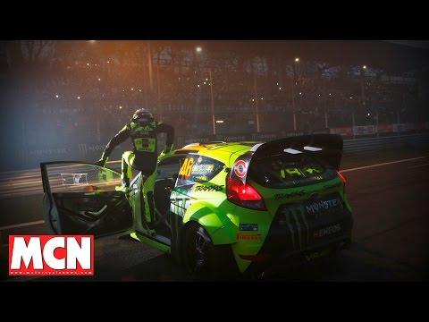 Valentino Rossi talks 2016 Monza Rally | Sport | Motorcyclenews.com