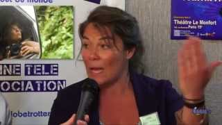Julie Hattu, destination Wwoofing, par ABM-TV