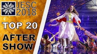 AFTER SHOW | JUNIOR EUROVISION 2018 | MY TOP 20 | JESC 2018