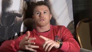 (WOW) CANELO ALVAREZ CHALLENGES TERENCE CRAWFORD AND LOMACHENKO TO THE P4P THRONE