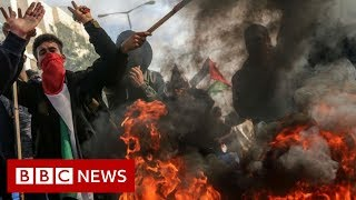 Why Trump's Middle East plan is so divisive - BBC News