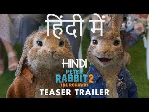Download Peter Rabbit 2 HINDI Trailer In Cinemas 17 April 2020