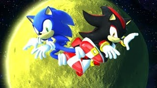 Sonic Generations [Xbox 360] - Shadow the Hedgehog Rival Battle