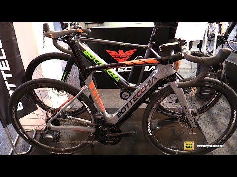 2020 Bottecchia E-Road Pulsar Crabon Bike - Walkaround - 2019 Eurobike
