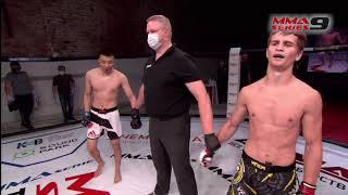 MMA Series-9: Time of New Heroes | ММА Серия-9: Время Новых Героев | Лучшие моменты турнира
