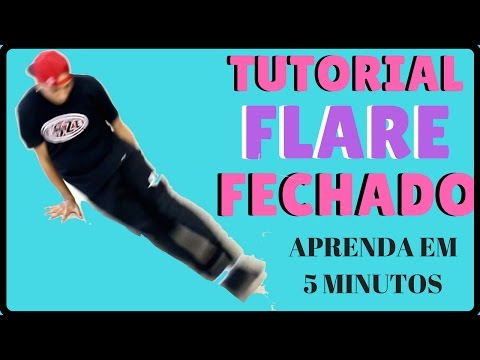 TUTORIAL DO FLARE FECHADO  APRENDA RAPIDINHO!