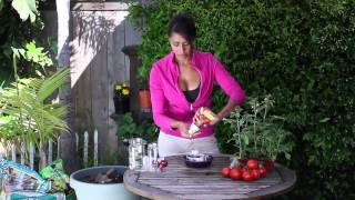 How to Plant Tomato Roots With Newspaper : The Chef's Garden