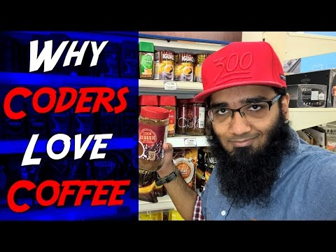 Question -  Why Programmers Love Coffee ? - Coffee is Must for Coders!