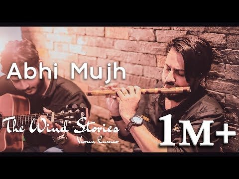 Abhi Mujh Mein Kahin Flute Cover | Varun Kumar | The Wind Stories