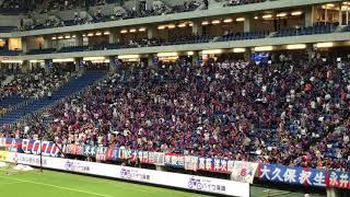 ガンバ大阪vs FC東京.