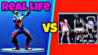 Reanimated Dance | Auferweckt Tanz im Real Life! 🧟♂️ | Fortnite Battle Royale