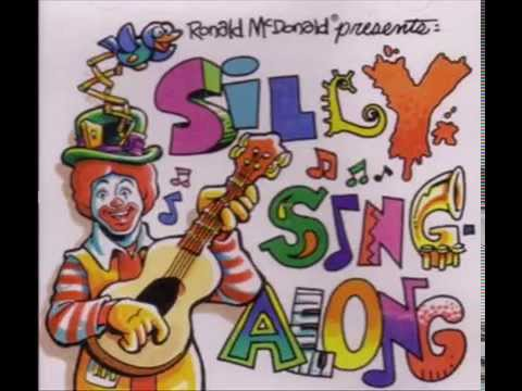 Ronald McDonald Silly Sing Along (Full Album)