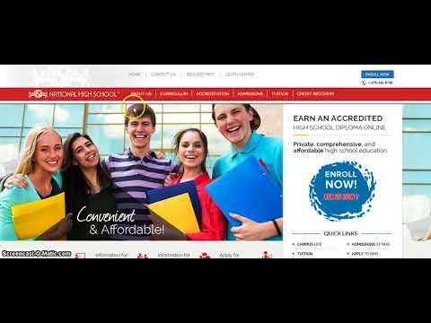 Online High School Diploma Program Get Your High School Diploma