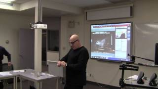 Quest, Fall 2015, part 2 - Dr. Bill Anderson - Religion and Pop Culture