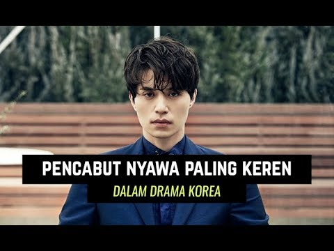 6 MALAIKAT MAUT TERKEREN DALAM DRAMA KOREA
