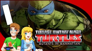 TEENAGE MUTANT NINJA TURTLES - Mutants In Manhattan Part 1 RADICAL Tutorial! (TMNT)