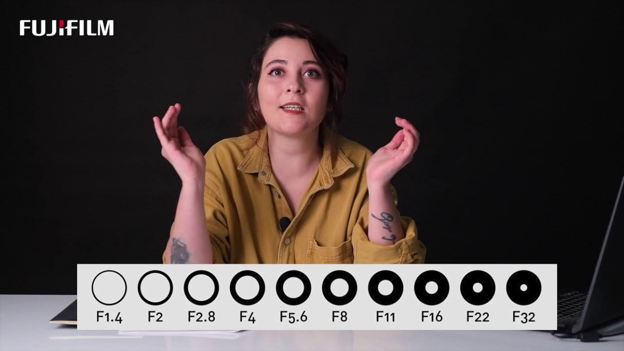 Temel Fotoğrafçılık Eğitimi / Enstantane, Diyafram ve ISO - Deniz Çeliker & Şükrü Zenbel