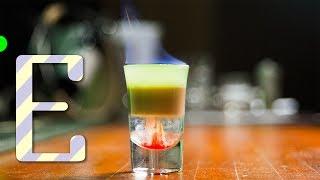 Хиросима — рецепт коктейля Едим ТВ