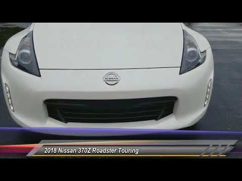 2018 Nissan 370Z Roadster DeLand Nissan P9263