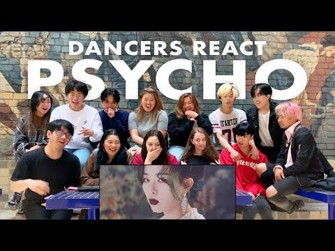 Cypher Dance Crew Reacts to RED VELVET (레드벨벳) - 'PSYCHO' MV | Melbourne, Australia