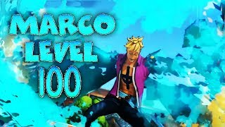 One Piece Pirate Warriors 3 Marco Level 100 Gameplay