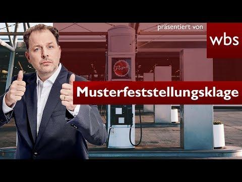 Diesel-Musterfeststellungsklage – Noch kann man sich anmelden! | Rechtsanwalt Christian Solmecke