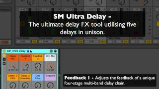 Ableton Magic Racks - Creative FX(Buy from Sample Magic: https://www.samplemagic.com/details/349/ableton-magic-racks-creative-fx Take your FX creation and manipulation to the next level ..., 2014-08-15T14:15:44.000Z)