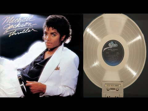Michael Jackson - Thriller Full Album Vinyl (24Bit-192Khz) HQ Audio