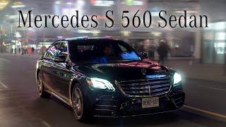 2018 Mercedes S560 4MATIC Review - So Luxurious, So Relaxing