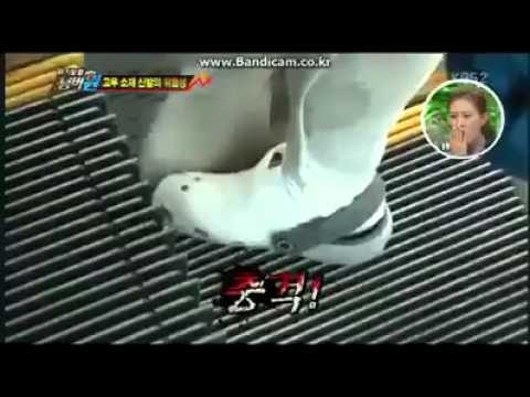 Camera: Video  Dangerous Of Escalator