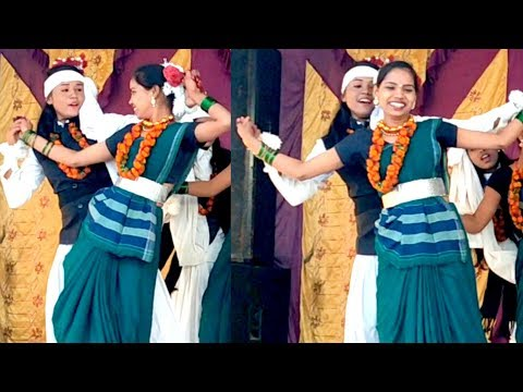 Karma Kuhuki Gabo Mandar Ke Taal Ma  Cg Dance  School Program  Annual Function 2019