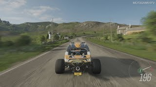 Forza Horizon 4 - 2018 Funco Motorsports F9 Gameplay