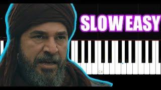 Download song Diriliş Ertuğrul - Slow Easy - Piano Tutorial by VN
