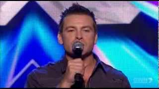 David McCallum - The X Factor Australia 2013 - Auditions.